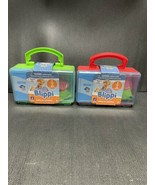 Blippi Lunch Box Surprise lot of 2 (1) Green (1) Red - $14.99