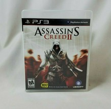 Assassins Creed II (Sony, Playstation 3) PS3 Video Game Complete CIB - $10.93