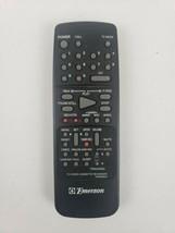 Emerson Original TV VCR Remote Control BEG11M201 TV Video & Audio Accessories - $9.89