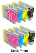 Brother MFC-5460CN, MFC-5860CN Compatible Ink Cartridge Replacements Free Ship'g - $15.67
