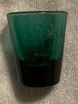 York College Of Pennsylvania Shot Glass Great Condition! Ncaa Nice Shape! - $12.95