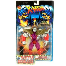 Colossus X-Men Battle Brigade 1996 ToyBiz VTG Sealed Action Figure  - $15.79