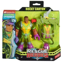Fisher Price Rescue Heroes - Rocky Canyon