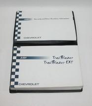 2004 Chevrolet Trailblazer Factory Original Owners Manual Book Portfolio... - $18.76