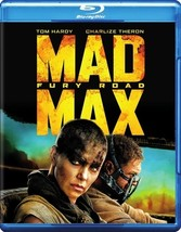 Mad Max-Fury Road (Blu-Ray)
