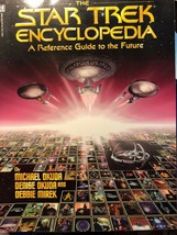 The Star Trek Encyclopedia: A Reference Guide to the Future 1994, Paperb... - $19.80