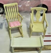 Doll Furniture - 3 Piece set - $10.00
