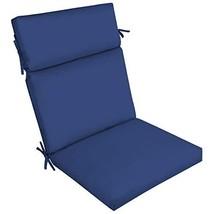 Overstock Arden Selections Lapis Canvas Texture Outdoor Cartridge Chair ... - $113.23