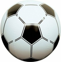 *Hack super BIG beach ball 90cm soccer ball - $21.76