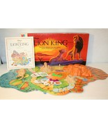 VTG Milton Bradley Disney's The Lion King Board Game - $49.95