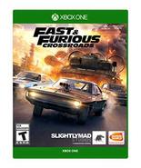Fast & Furious Crossroads - Xbox One [video game] - $16.80