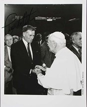 Charlton Heston (d. 2008) Signed Autographed Glossy 8x10 Photo w/ The Po... - $98.99