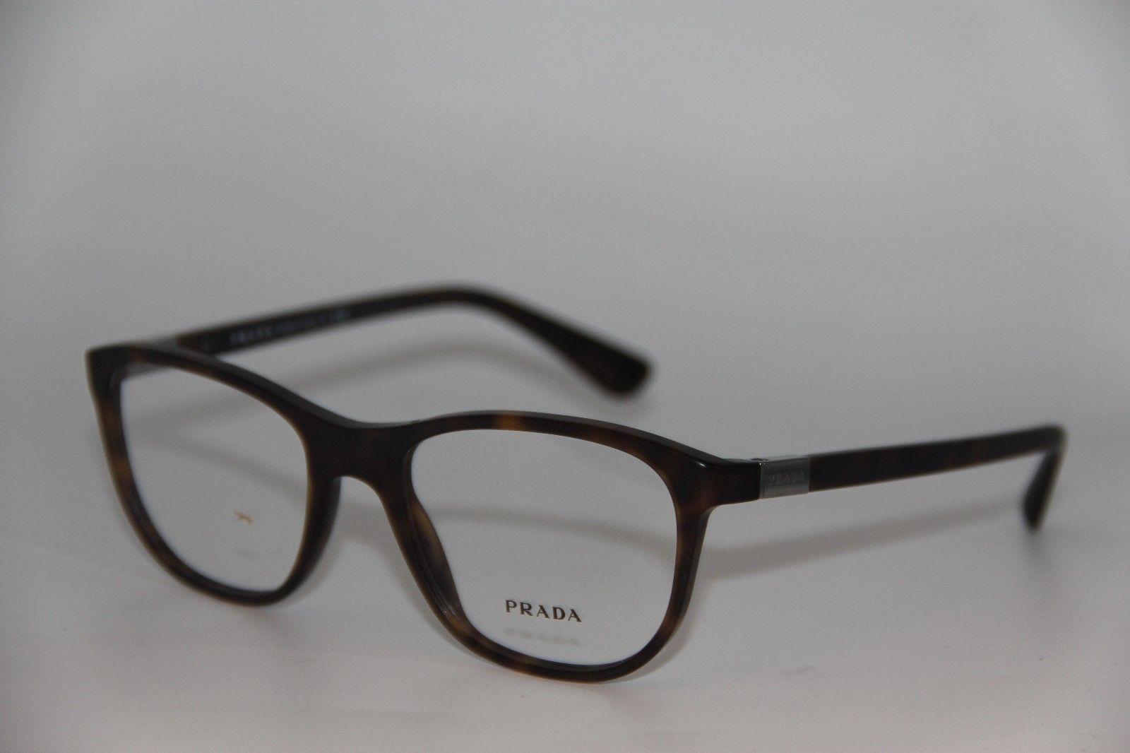 fa17ba05435d New Prada Vpr 29S HAQ-1O1 Havana Eyeglasses and 50 similar items