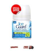 Optima Ice Guard Natural Crystal Deo TEA TREE 50ml - $17.28