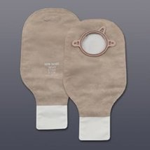 """HOLLISTER Pouch Ostomy Drain Two-Piece 13/4"""" Flange (#18142, Sold Per Box) - $35.04"""