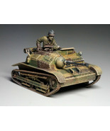 1/48 CGD WWII Polish TKS Tankette with Commander Resin Kit Unassembled - $39.90