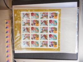 The Art of Disney Celebration Mint Sheet 20 - Mint NH VF Original pk - $9.57