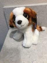 "Wild Republic Saint Bernard Plush Dog Wild Watchers 7"" New A3 - $13.95"
