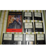 Lands of Lore: The Throne of Chaos - DOS ibm video game  * Westwood - $34.64