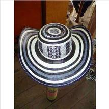 Colombian Handmade Hat Sombrero Sinuano vueltiao Caña 19 Vueltas Made Ar... - $105.38+