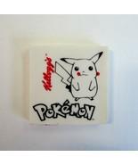 Vintage Pokemon Eraser Kellogg's Cereal Premium Toy - $9.50