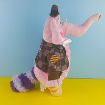 "Disney Store 17"" Plush Bing Bong Elephant Inside Out Large Stuffed Authentic  image 4"