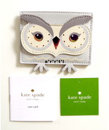 Kate Spade Leather Owl Star Bright Multi Credit Card Case NWT - $58.00