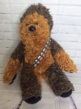 Build A Bear Star Wars Chewbacca Chewie 23in Plush Stuffed Animal Doll - $22.43