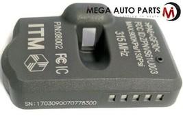 itm tire pressure sensor mhz metal tpms  chevrolet cobalt  tire pressure monitor