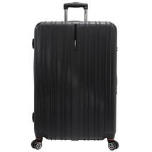 "Traveler's Choice Black 29"" Tasmania Pure Polycarbonate Luggage Spinner ... - $113.84"