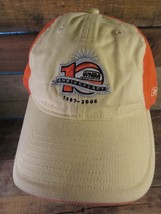 WNBA Basketball 10th Anniversary 1997-2006 Reebok Adjustable Adult Cap Hat - $12.86