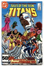 Tales Of The Teen Titans #58 First mention of the MONITOR. DC - $25.22
