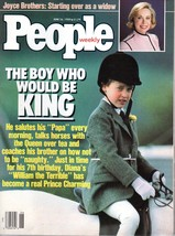 People Magazine June 26, 1989 The Boy Who Would be King - $4.99