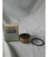 Genuine Mercury Mercruiser Quicksilver Fuel Filter Element 35-33744 - $4.90