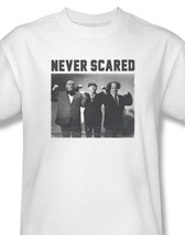 The three stooges comedy team never scared for sale online graphic tee 2 tts151 at thumb200