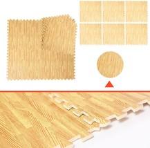 EVA Foam Floor Exercise Interlocking Mat Show Floor Gym Display Mat Matt... - $927,74 MXN