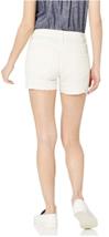 Brand - Daily Ritual Women's Denim Cutoff Short, Bone White, Size 26 image 2