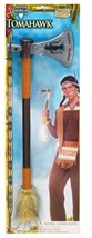 Native American Inspired Tomahawk Indian Adult Halloween Costume Accessory - $8.49