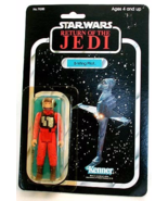 STAR WARS MIP Return of the Jedi B-WING PILOT Action Figure 79 Back  - $95.00