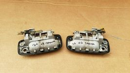 95-04 Toyota Tacoma Front Exterior Outside Door Handle Pair Set Left Right L&R image 5