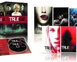 True Blood The Complete Series Season 1-7 (DVD 2014 33-Disc) 1 2 3 4 5 6 7
