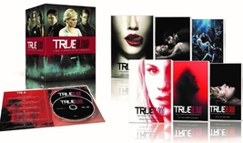 True blood the complete series season 1 7  dvd 2014 33 disc  1 2 3 4 5 6 7 vamp thumb200