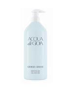 Acqua Di Gioia By Giorgio Armani Women's Body Lotion 1 Liter / 33.8 oz B... - $64.47