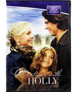Christmas With Holly NEW DVD Hallmark Hall of Fame Sean Faris Eloise Mum... - $10.14