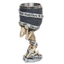 """Anne Stokes Goblet """"The Truth Goblet"""" Skeleton Goblet - $18.80"""