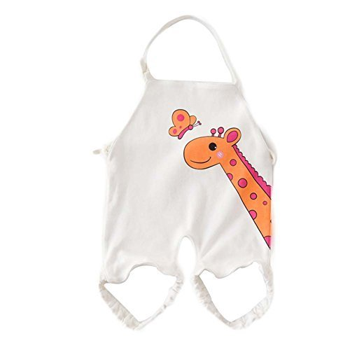 Soft Apron Infant Baby Bibs Cotton Baby Belly Band Stomach Keep Warm Layette