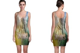 in flames Bodycon Dress - $21.99+