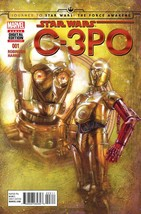 STAR WARS C-3PO #1 REG  EST REL DATE 04/13/2016 - $4.19