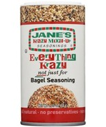 Jane's Krazy Mixed-Up Everything Not Just For Bagel Seasoning, Single 2.... - $9.89