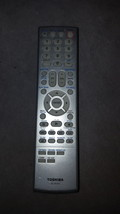 Toshiba Remote SE-R0360 For TV and DVD used. - $18.00
